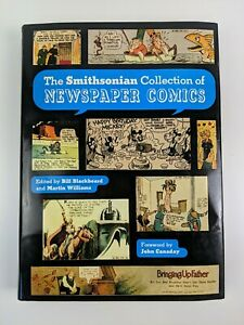 The Smithsonian Collection of Vintage Newspaper Comic coffee table book