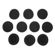 5 Paar schwarze Ersatz Ohrpolster Pads fuer PX100 Koss Porta Pro Kopfhoerer DE