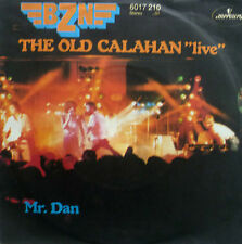 "7"" 1981 KULT IN MINT- ! BZN  : The Old Calahan LIVE"