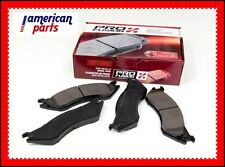 FRONT BRAKE PADS FOR DODGE RAM 1500 VAN / PICKUP 1998-2001 !! BRAND NEW !!
