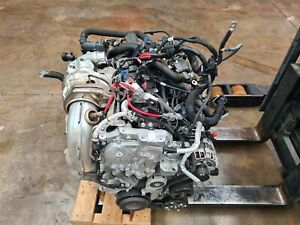 Renault Megane RS280 M5P 1.8 206KW Engine Package with EDC Transmission 18 19 20