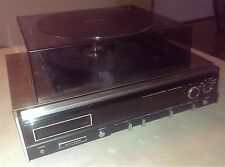 VTG Lloyd's AM FM Stereo Multiplex Receiver 8 Track Record Player~D-6131-0015-C