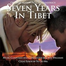 OST - SEVEN YEARS IN TIBET NEW CD
