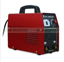 ECO Inverter Welding Equipment IGBT MMA Arc 220V Welder Machine ZX7-200 Portable