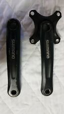 Used Shimano Octalink cranks 175mm 104/64 BCD .