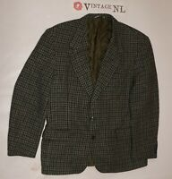 OXFORD luxus Harris Tweed  Sakko Gr. 52 Jacke hochwertig JACKET BUSINESS