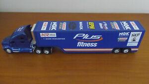Andre Heimgartner Kelly Racing Nissan transporter custom supercars truck Ned