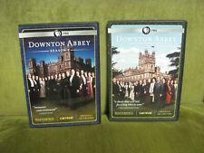 Downton Abbey Season 3 & 4 DVD Lot