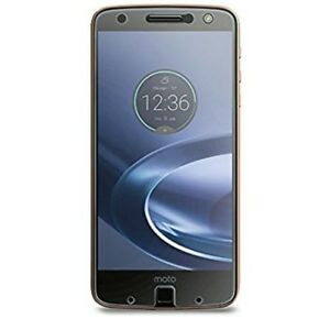 Spigen Moto Z Force Droid Screen Protector Tempered Glass