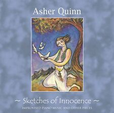 Asher Quinn (Asha) - Sketches of Innocence -  CD