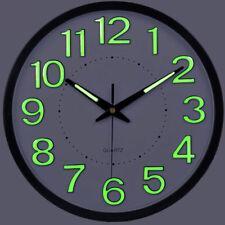 Luminous Wall Clock Creative Quartz Wall Clock Home Decoration Living Room