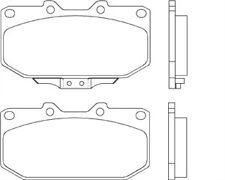 Mintex MDB1416M1155 plaquettes frein avant pour Subaru Impreza GF 2.0 T GT 4x4 98-2000