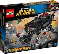 LEGO Super Heroes 76087 Volpe Volante: Attacco Al Ponte Aereo Con La Batmobile