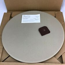 Pampered Chef Large 15� Round Baking Stone 1370 Pizza Retired Family Heritage