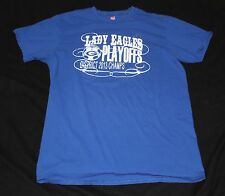 Adult Large* 2013 Lady Eagles GHS Soccer Blue Short-Sleeve T-Shirt (Preowned)