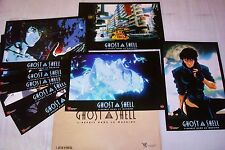 GHOST IN THE SHELL ! m Oshii  jeu 8 photos cinema lobby cards animation manga