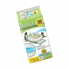 New listing Tidy Cats Breeze Refill Pads Spring Clean Scent 10pk 1.12 lb.