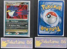 Pokémon, Diamant et Perle Merveilles Secrètes HONCHKROW  lvX, Ultra rare 132/132