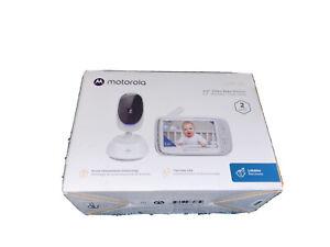MOTOROLA 5.0 VIDEO BABY MONITOR VM75  5 INCH MONITOR BRAND NEW IN BOX