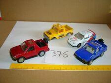 Konvolut Nr. 376 SIKU Opel Frontera Sport, VW Golf, Mercedes Benz 280 G