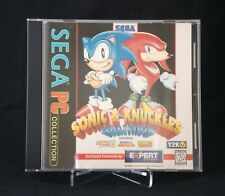 Sonic The Hedgehog and Knuckles Collection (Sega PC Collection)