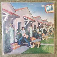"C.O.D. - Tears, 12"" 33 rpm vinyl LP, Promo, Casablanca – NBLP 7193DJ , 1979 USA"