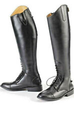 EquiStar Ladies' All-Weather Field Boot Black SIZE 7, 7.5, 8  SHOW HUNTER JUMPER
