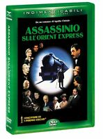 ASSASSINIO SULL'ORIENT EXPRESS -  INDIMENTICABILI   DVD