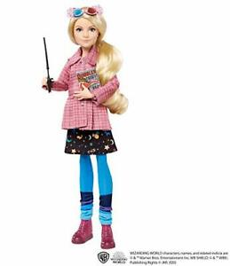 "Mattel HARRY POTTER Wizarding World Luna Lovegood 10"" Collectible Doll 16.Jun.20"