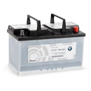 ORIGINAL BMW Autobatterie Batterie Starterbatterie 12V 90Ah 720A 61217604822