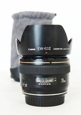 # Canon EF 28mm f/1.8 AF USM Lens S/N 0208