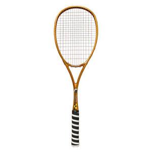 Black Knight Ion Storm Gold Squash Racquet