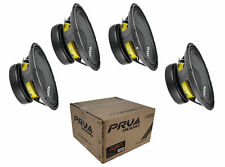 "4 x PRV Audio 10W650A 10"" Sub Woofer Alto Pro Audio Bass Speaker 650W 4 Ohm"