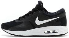 Nike Air Max 90 GS Fashion Leather Glow Mesh Trainers All Sizes Black 002  UK 5 b5b72e144