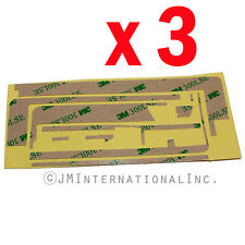 3X iPad 2 3M Tape double sided Glue Adhesive Tape Touch screen Tape