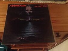 Annihilator - Never Neverland - Brazilian Pressing LP