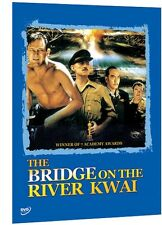 The Bridge On The River Kwai DVD 1957 David Lean Classic Movie Collections NEW