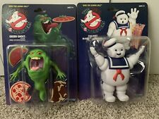 The Real Ghostbusters Slimer & Stay Puft Marshmallow Man Set of 2 Action Figures