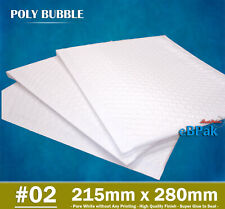 215x280mm Bubble Mailer Padded Bag Envelope Cushioned 215mm X 280mm