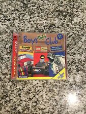 Kids Learning Software - Boys Only Club - Gold Collection Lego Racers - PC