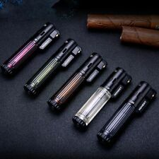 Honest High Capacity Windproof Turbo Torch Cooking Gas Cigarettes Lighter