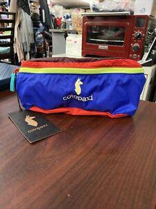 New Cotopaxi Bataan Fanny Pack 3L multi colored nylon