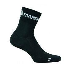CALCETINES BIANCHI MILANO ASFALTO BLANCO NEGRO Size L-XL (42-45)