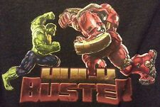 NEW MEN IRON MAN HULKBUSTER VS INCREDIBLE HULK T-SHIRT SIZE S Marvel.com Avenger