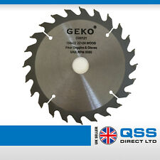 Angle Grinder Saw Blades for Wood Cutting Disc Circular saw blade 150x20x24T