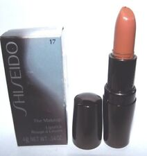 Shiseido The Makeup Lipstick -17 Indigenous Rose- New