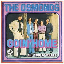 """Osmonds-Goin' home/Are you up there?/7"""" Single von 1973"""