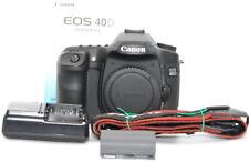 Canon EOS 40D 10.1 MP SLR-Digitalkamera DSLR Body Gehäuse 16471 Auslöser *8