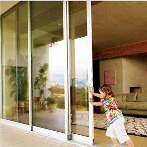 Silver Glass Self Adhesive Film DIY Reflective Mirror Window UV Sun Protection