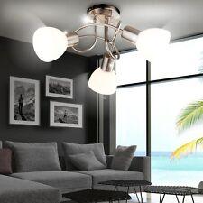 NEU Design Deckenleuchte Flur Leuchte Deckenlampe Bad Glas-Leuchte Globo 54918-3